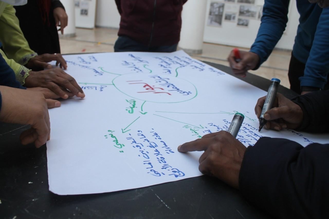 Compte rendu du Workshop « Jiwar » sur les liens du voisinage entre résidents occidentaux et habitants  de la médina de Marrakech.